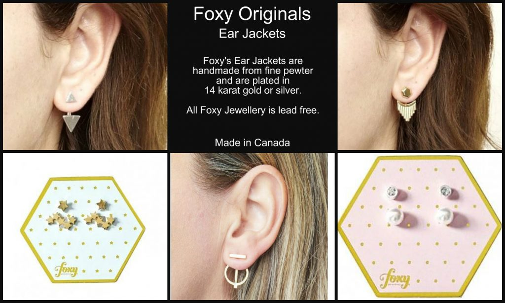 Foxy Originals Ear Jackets Collection