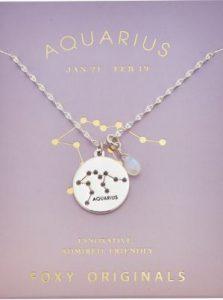 Foxy Originals Aquarius