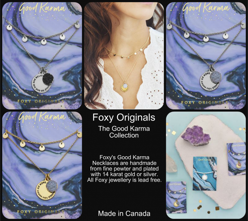 Foxy Originals Good Karma Collection